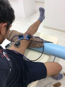 大腿四頭筋トレーニング2