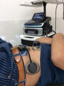 3D EMS体幹トレーニングイメージ