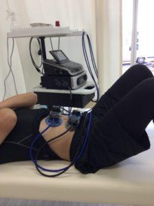 3D EMS体幹トレーニング